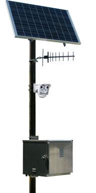 Digitek Solar Powered Camera Solutions